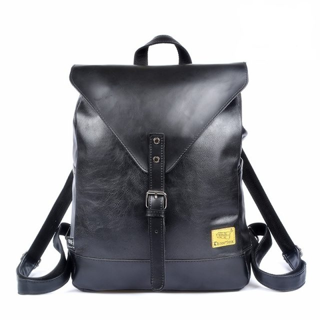 2019 Hot! Women fashion backpack male travel backpack mochilas school mens leather business bag large laptop shopping travel bag