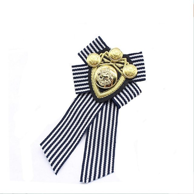 Trendy Anchor Lovers' Brooches