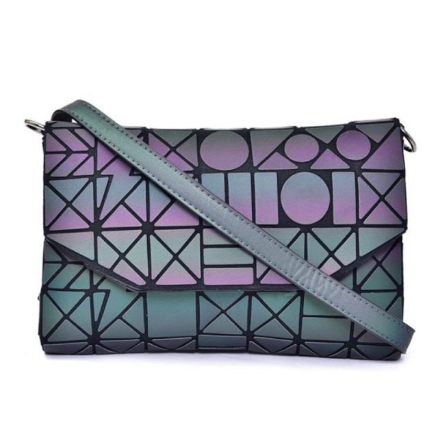 Laser Geometric Luminous Clutch