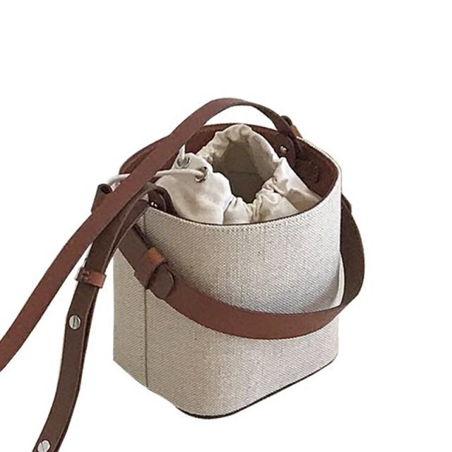 EXCELSIOR Bucket Bag Crossbody Women's  Bags Beach Bag Designer Handbags High Quality Bags for Women 2019 Bolso Mujer Sac a Main